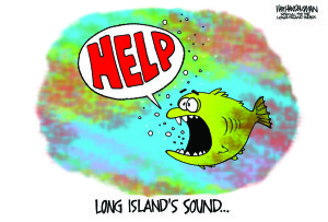 Walt-Handelsman-cartoon-Long-Island-Sound-for-Dick-Amper-piece-May-2016-1068x721