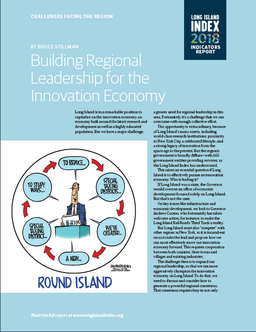 Building Regional Leadership